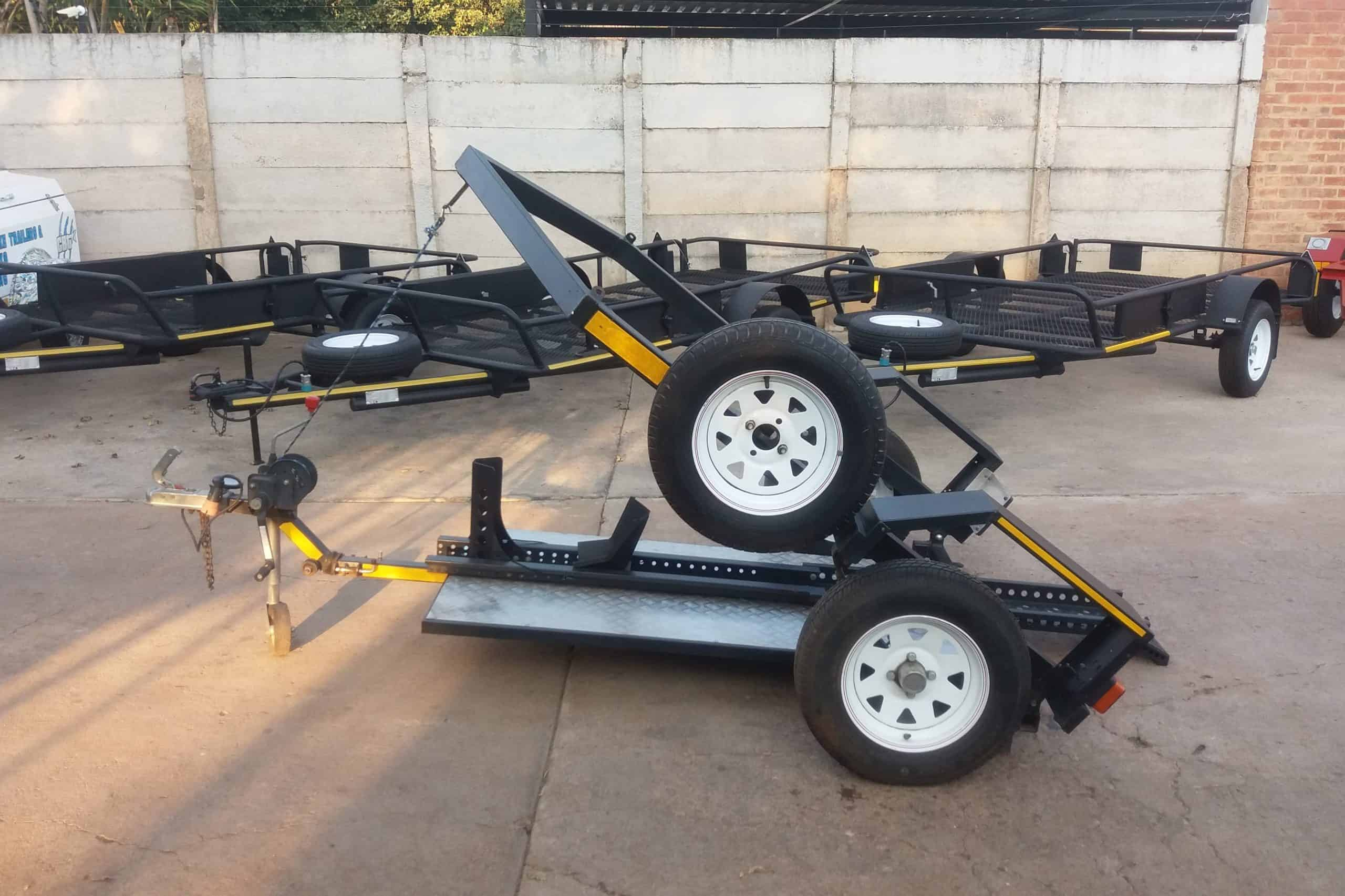 Custom Bike Trailers & Steelworks