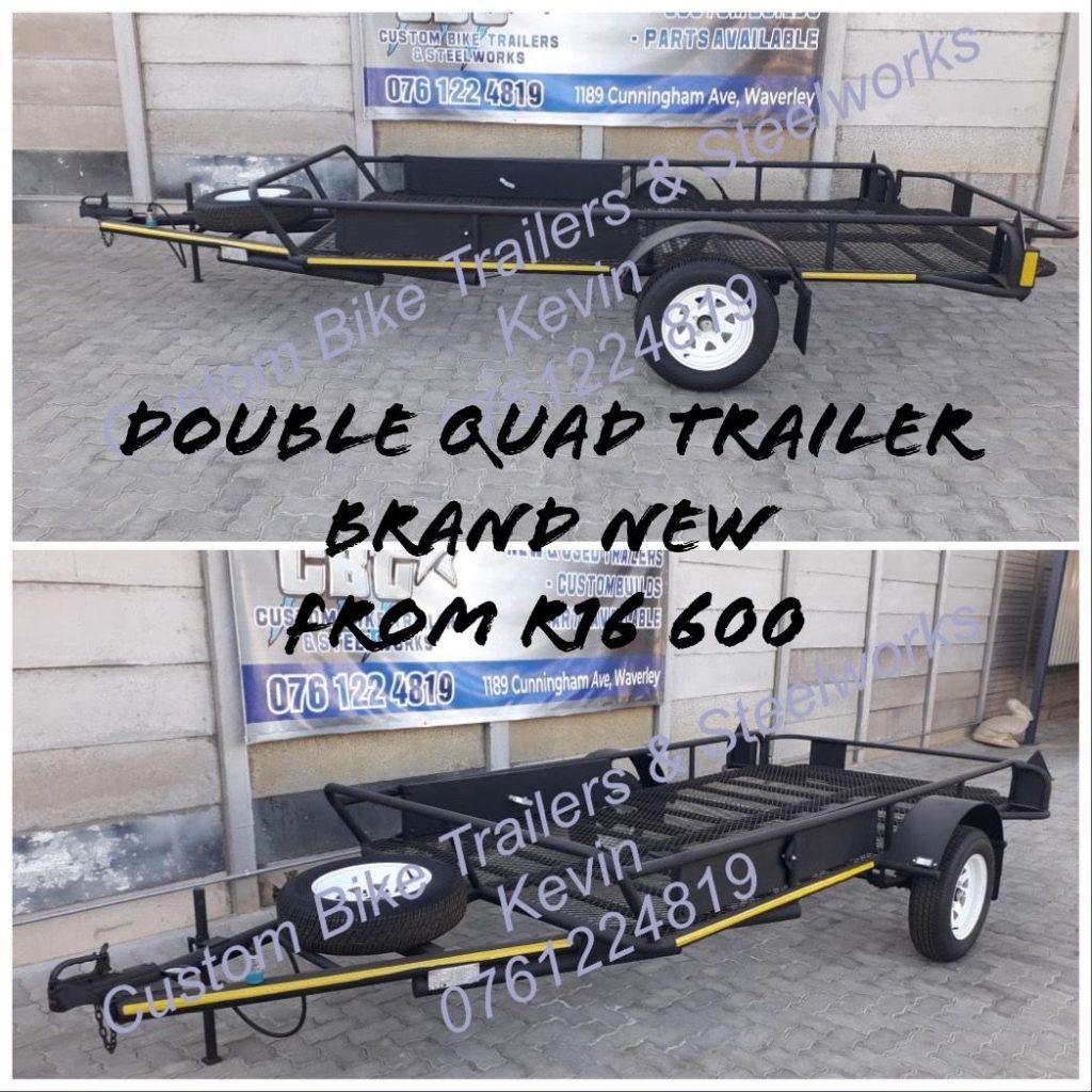 Custom Bike Trailers & Steelworks